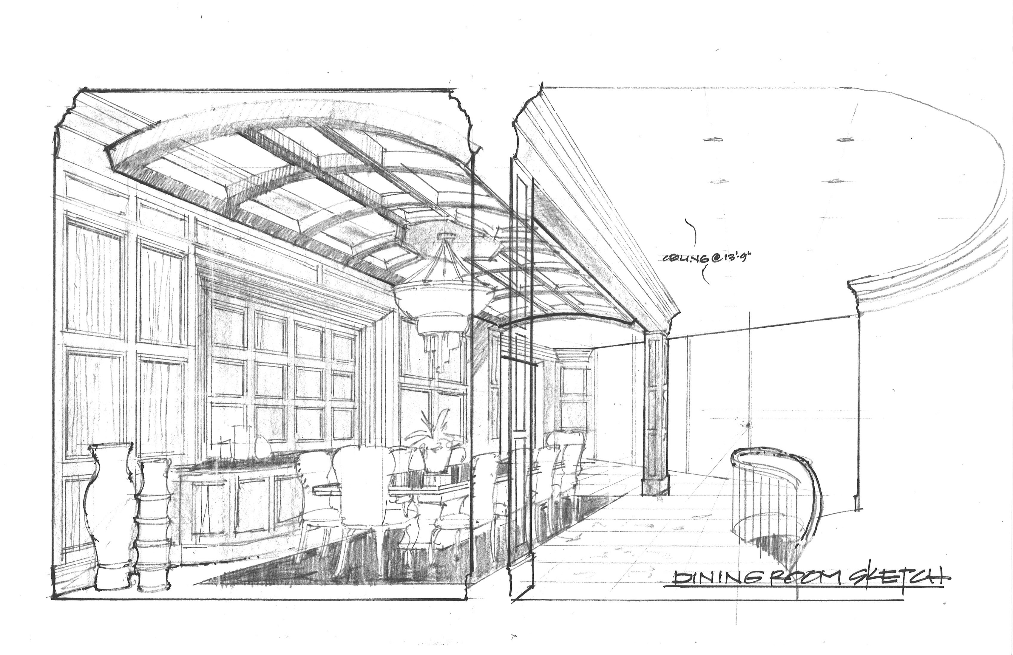 Casola Dining Room  Schenectady County Community College